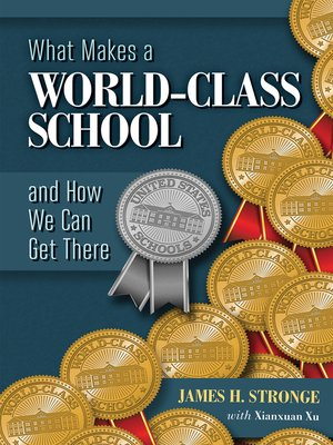 cover image of What Makes a World-Class School and How We Can Get There