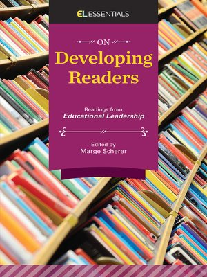 cover image of On Developing Readers