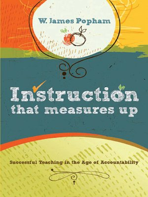 cover image of Instruction That Measures Up