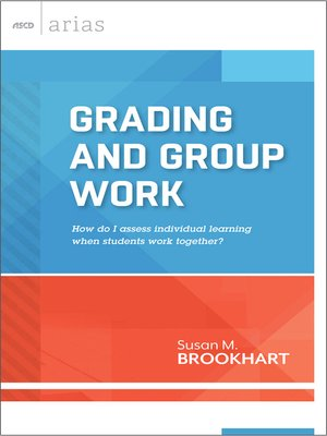 cover image of Grading and Group Work