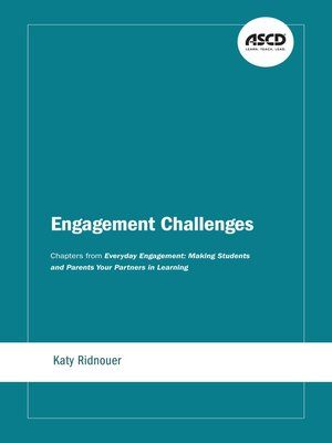 cover image of Engagement Challenges