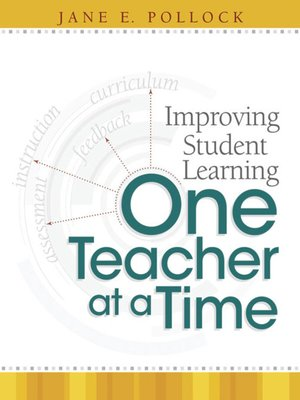 cover image of Improving Student Learning One Teacher at a Time