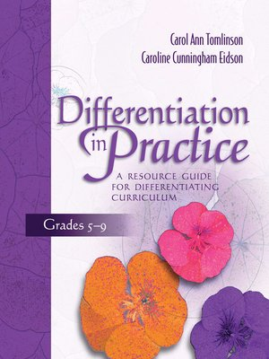 cover image of Differentiation in Practice