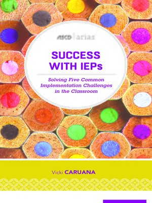 cover image of Success with IEPs