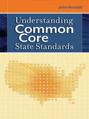cover image of Understanding Common Core State Standards