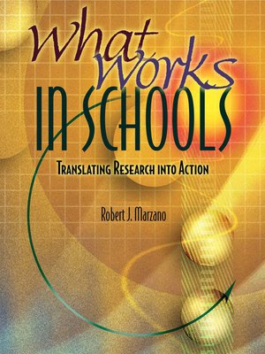 cover image of What Works in Schools