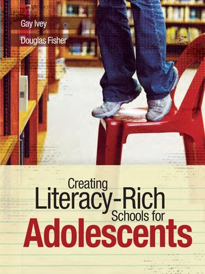 cover image of Creating Literacy-Rich Schools for Adolescents