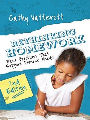 cover image of Rethinking Homework