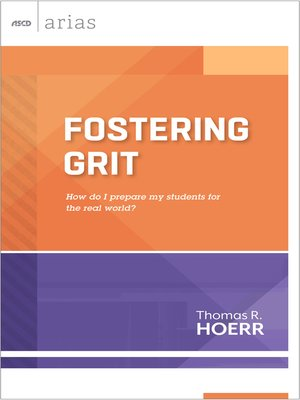 cover image of Fostering Grit