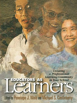 cover image of Educators as Learners