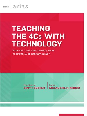 cover image of Teaching the 4Cs with Technology