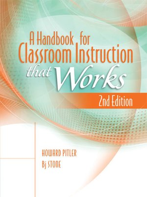 cover image of A Handbook for Classroom Instruction That Works