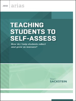 cover image of Teaching Students to Self-Assess