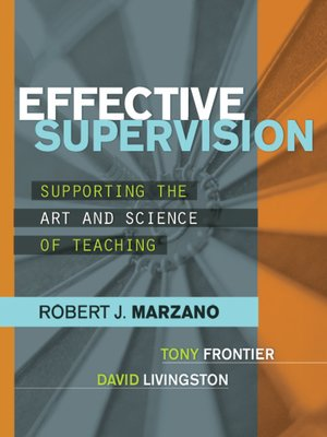 cover image of Effective Supervision