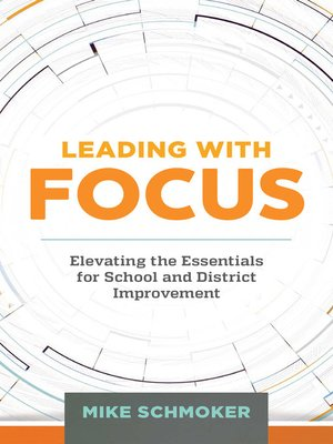 cover image of Leading with Focus