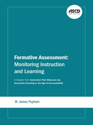cover image of Formative Assessment
