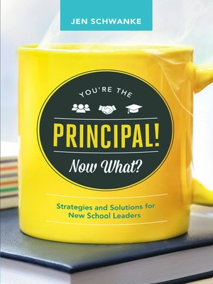 cover image of You're the Principal! Now What?