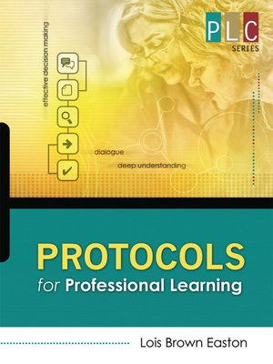 cover image of Protocols for Professional Learning