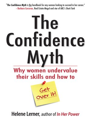 cover image of The Confidence Myth
