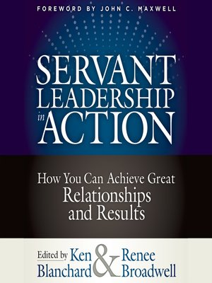 cover image of Servant Leadership in Action