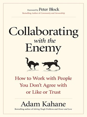 cover image of Collaborating with the Enemy