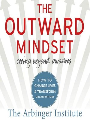 cover image of The Outward Mindset