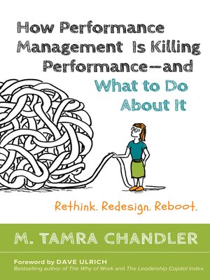 cover image of How Performance Management Is Killing Performance—and What to Do About It