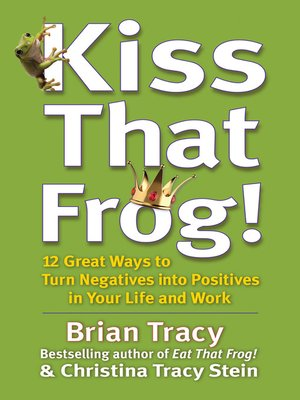 cover image of Kiss That Frog!