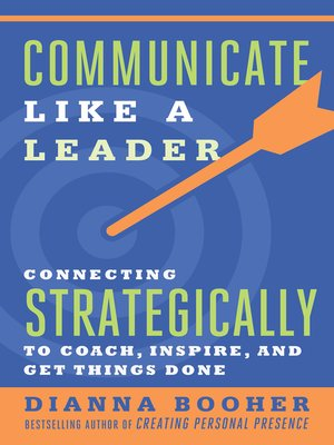 cover image of Communicate Like a Leader