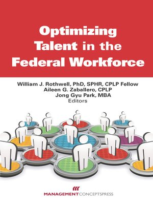 cover image of Optimizing Talent in the Federal Workforce
