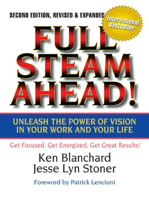 cover image of Full Steam Ahead!