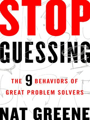 cover image of Stop Guessing