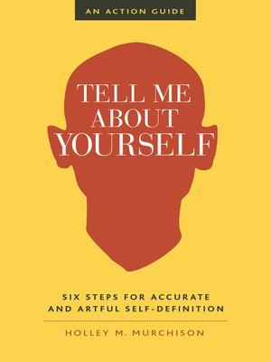cover image of Tell Me About Yourself