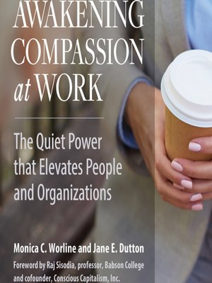 cover image of Awakening Compassion at Work