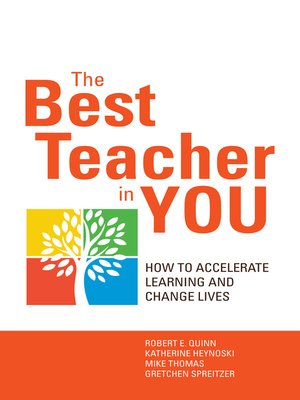 cover image of The Best Teacher in You