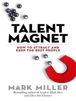 cover image of Talent Magnet