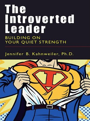 cover image of The Introverted Leader