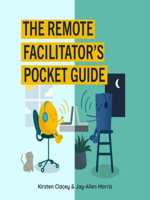 cover image of The Remote Facilitator's Pocket Guide