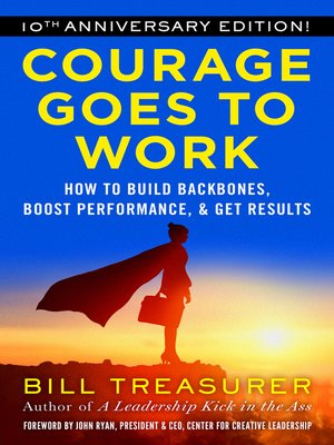 cover image of Courage Goes to Work