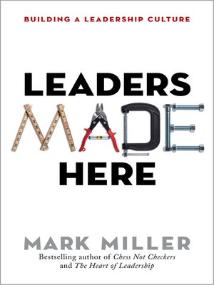 cover image of Leaders Made Here
