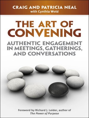 cover image of The Art of Convening