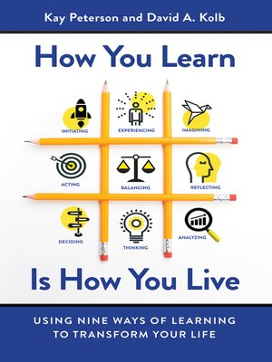 cover image of How You Learn Is How You Live