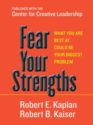 cover image of Fear Your Strengths