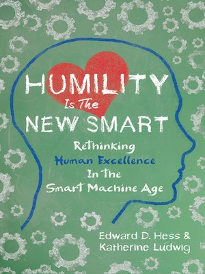 cover image of Humility Is the New Smart