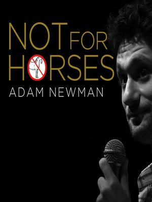 cover image of Not For Horses