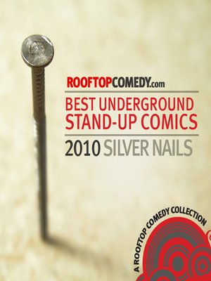 cover image of The Best Underground Stand-Up Comics 2010