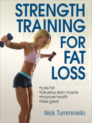 Human kineticspublisher overdrive rakuten overdrive ebooks cover image of strength training for fat loss fandeluxe Gallery