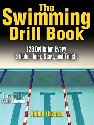 cover image of Swimming Drill Book