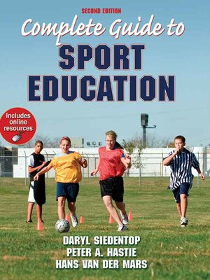 cover image of Complete Guide to Sport Education