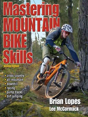 cover image of Mastering Mountain Bike Skills